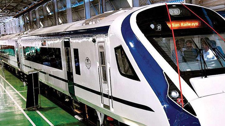 Vande Bharat Express, also known as Train 18